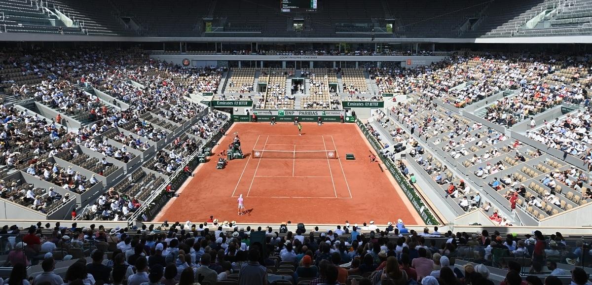 tennis roland garros 2019