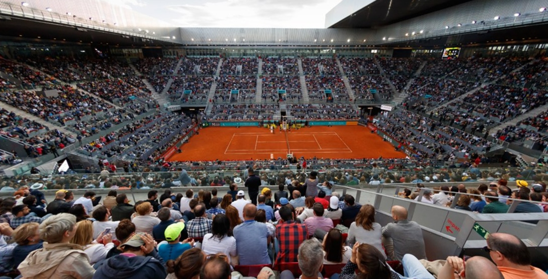 PERHAPS THE BEST KEPT SECRET ON THE TOUR, THE MUTUA MADRID OPEN OFFICIAL TOUR PACKAGES AND TICKETS! Book your tickets and packages now!