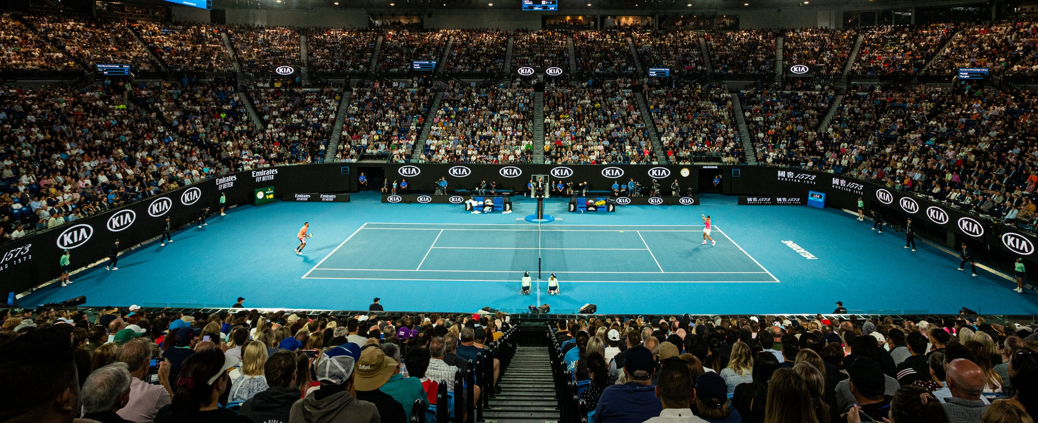 Australian Open 2020 Tickets